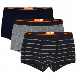 O L Sport Trunk Boxer Pack X3 Homme