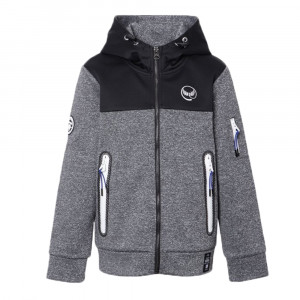 Odor Sweat Zip Garçon