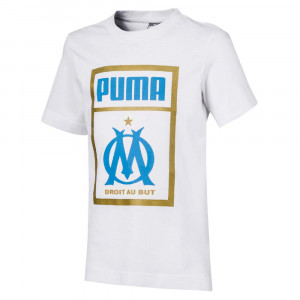 Om Fan Shoe T-Shirt Mc Garçon