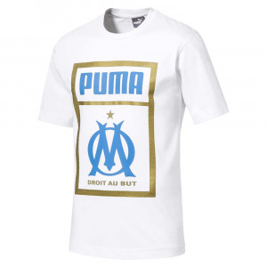 Om Fan Shoe Tag T-Shirt Mc Homme