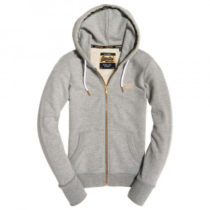 Orange Label Elite Lite Sweat Zip Femme