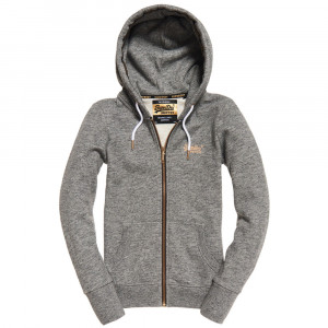 Orange Label Elite Sweat Zip Femme
