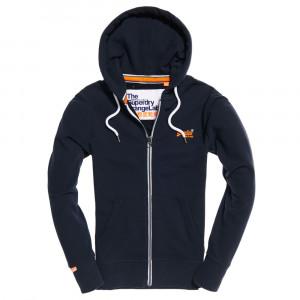 Orange Label Lite Sweat Zip Homme