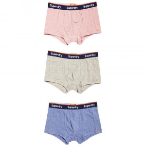 Orange Label Pack 3 Boxers Homme