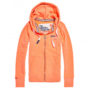 Orange Label Primary Sweat Zip Femme