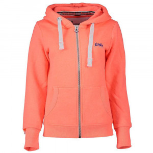 Orange Label Primary Sweat Zippé Femme