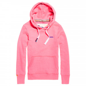 Orange Label Sweat Capuche Femme