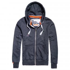 Orange Label Sweat Zip Cap Homme