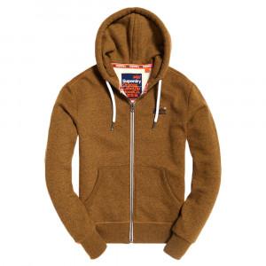 Orange Label Sweat Zip Homme