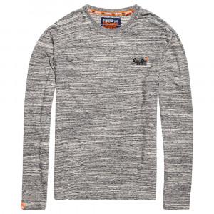 Orange Label Vintage Emb L/s T-Shirt Ml Homme