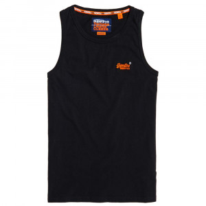 Orange Label Vintage Embroidery Débardeur Homme