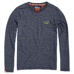 Orange Label Vintage Embroidery L/s T-Shirt Ml Homme