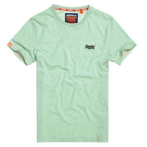 Orange Label Vintage Embroidery S/s T-Shirt Mc Homme