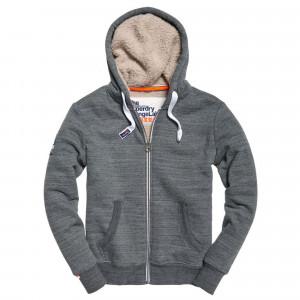 Orange Label Winter Sweat Zip Cap Homme