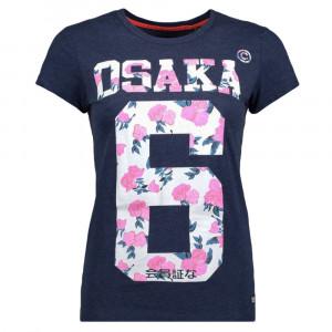 Osaka Infill T-Shirt Mc Femme