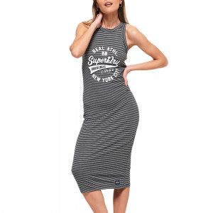 Pacific Bodycon Robe Femme