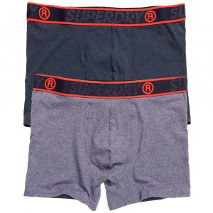 Pack Double Pack 2 Boxers Homme