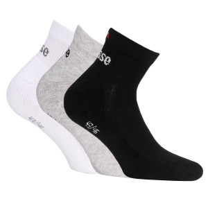 Pack X3 Chaussette Court Homme