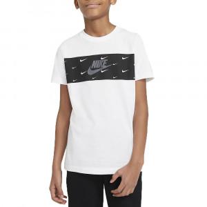 Panel Futura T-Shirt Mc Garçon