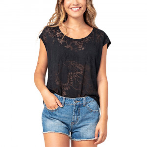 Paradise T-Shirt Mc Femme