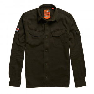 Patch Patrol Chemise Ml Homme
