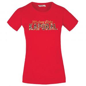 Penin T-Shirt Mc Femme