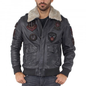 Perry Liverpool Blouson Homme