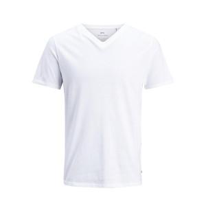 Plain Tee Shirt Mc Homme