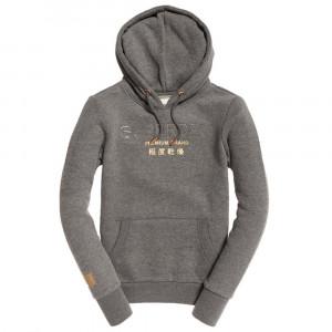 Premium Brand Entry Hood Sweat Cap Femme