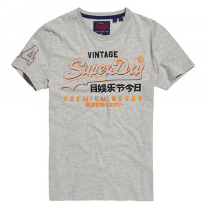 Premium Goods Outline Mid T-Shirt Mc Homme