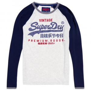 Premium Goods Raglan L/s T-Shirt Ml Homme