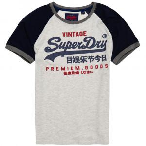 Premium Goods Raglan S/s/ T-Shirt Mc Homme
