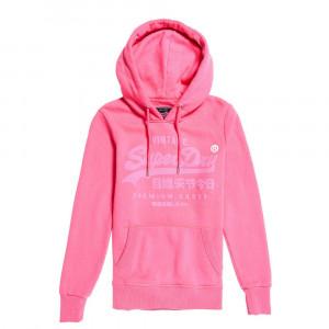 Premium Goods Tonal Infill Entry Hood Sweat Cap Femme