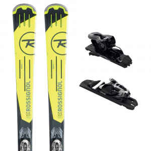 Pursuit 300 Ski Unisexe + Express 10 Rts B83 Fixations