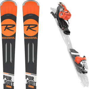 Pursuit 300 Skis + Express 11 B83 Fixations Homme