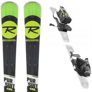 Pursuit 400 Ca Ski + Nk12 K Dual Fixations Homme