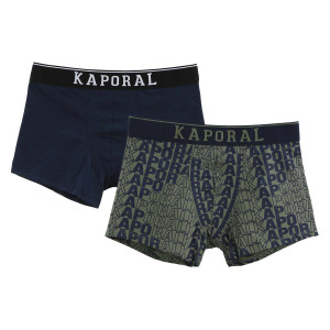 Qlips Pack 2 Boxers Homme