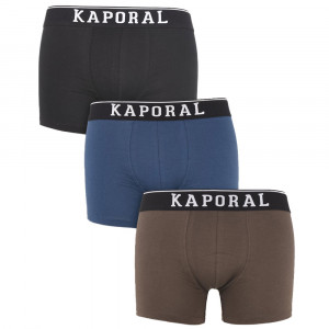 Quad Pack 3 Boxers Homme