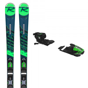 React R4 Sport Ca Ski + Xp10 Fixation Homme