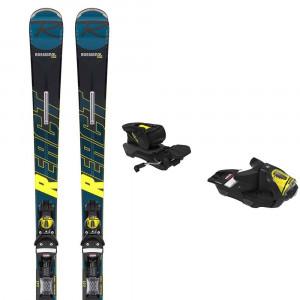 React R8 Hp Ski + Nx 12 Konect Gw B80 Fixation Homme