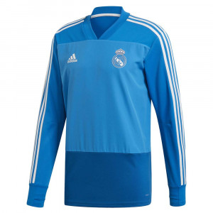 Real Tr Top Maillot Ml Garçon