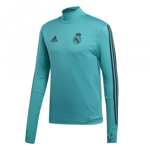 Real Trg T-Shirt Ml Training Real Madrid Homme