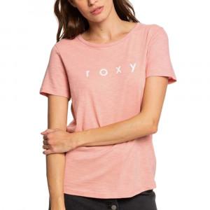 Red Sunset T-Shirt Mc Femme