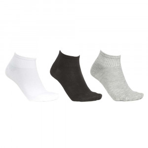 Reebok Essential Quarter Pack 3 Chaussettes Adulte
