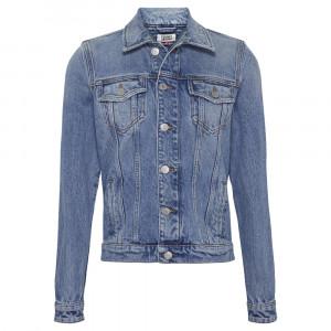 Regular Trucker Veste Jeans Femme