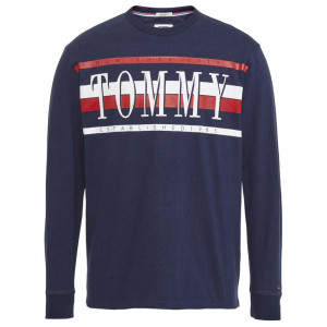 Retro Long Sleev Sweat Homme