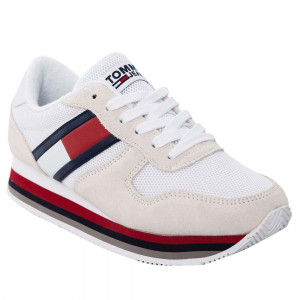Retro Tommy Jeans Chaussure Femme