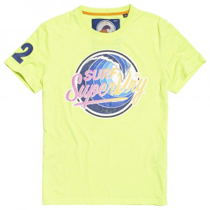 Reworked Classic Surf Lite T-Shirt Mc Homme
