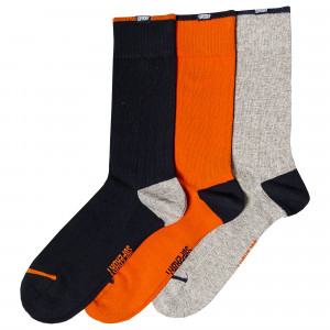 Rib City Chaussettes Pack X3 Homme