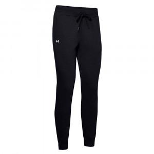 Rival Fleece Solid Pantalon Jogging Femme